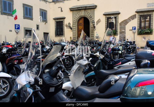 Vespa For Sale In Florence Italy