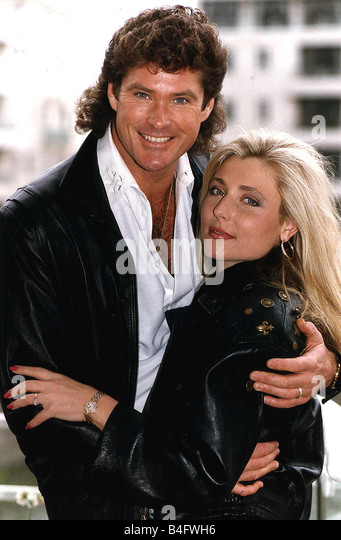 pamela bach hasselhoff stock photos pamela bach hasselhoff stock images alamy. Black Bedroom Furniture Sets. Home Design Ideas