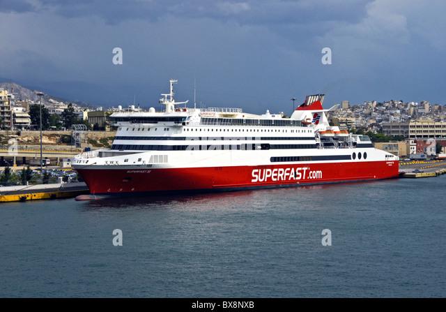 Passenger Ferry Port Said Stock Photos & Passenger Ferry ...