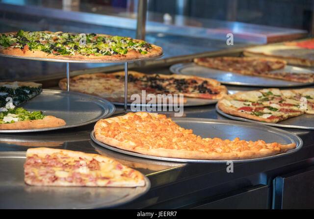 California Pizza Kitchen Midtown Manhattan