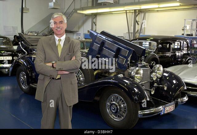 Roehrig stock photos roehrig stock images alamy for Mercedes benz classic center germany