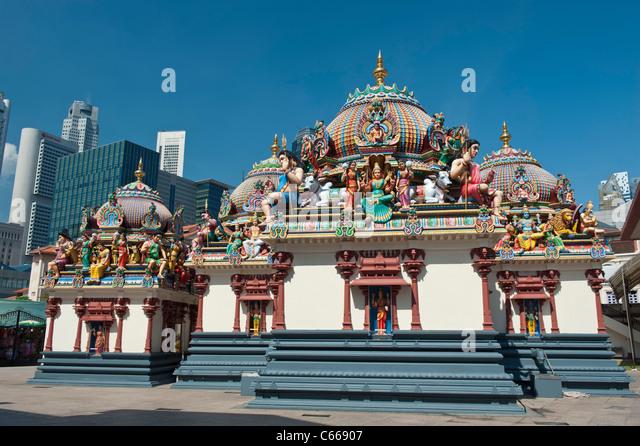 Sri Mariamman Temple Stock Photos & Sri Mariamman Temple ...