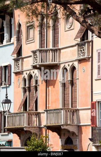 Venetian Style venetian style renaissance house stock photos & venetian style