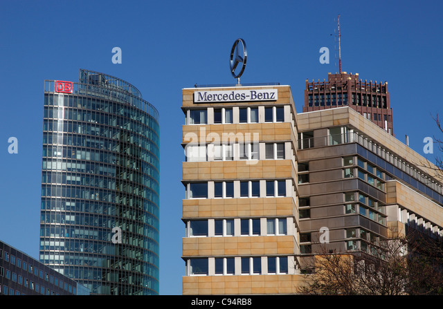 Deutsche bahn ag stock photos deutsche bahn ag stock for Mercedes benz north american headquarters