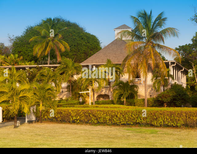Princess Margaret Mustique Island Stock Photos Princess