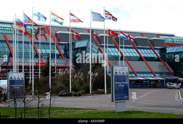 D Printing Exhibition Birmingham : Nec birmingham stock photos images