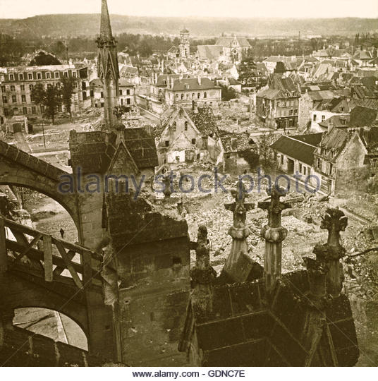soissons 1918 stock photos soissons 1918 stock images alamy. Black Bedroom Furniture Sets. Home Design Ideas