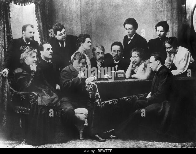 konstantin stanislavskis role in russian theatre in the 19th century The distinction between stanislavskis experiencing the role  russian theatre practitioner konstantin  theatre at the end of the 19th-century,.