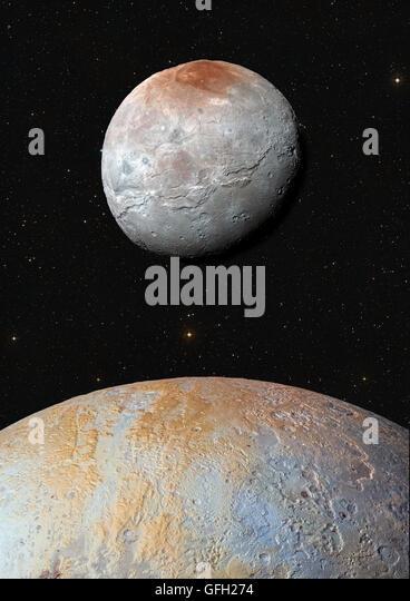 elements present on planet pluto - photo #12