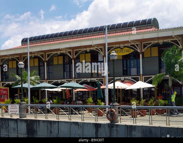 Port louis restaurant stock photos port louis restaurant stock images alamy - Restaurants in port louis mauritius ...