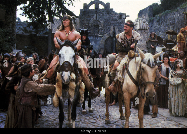 tracey walter conan the destroyer