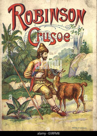 Resultado de imagen de robinson crusoe