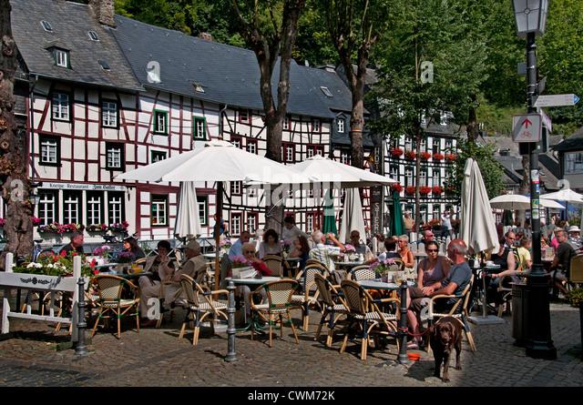 Cafe Restaurant In Monschau