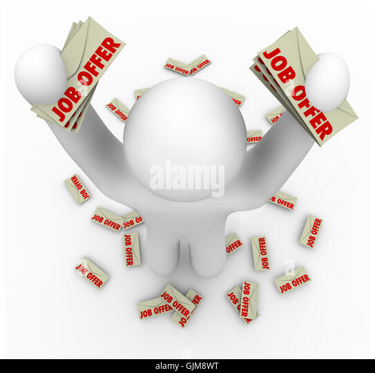 Job Offer Letter Stock Photos  Job Offer Letter Stock Images  Alamy