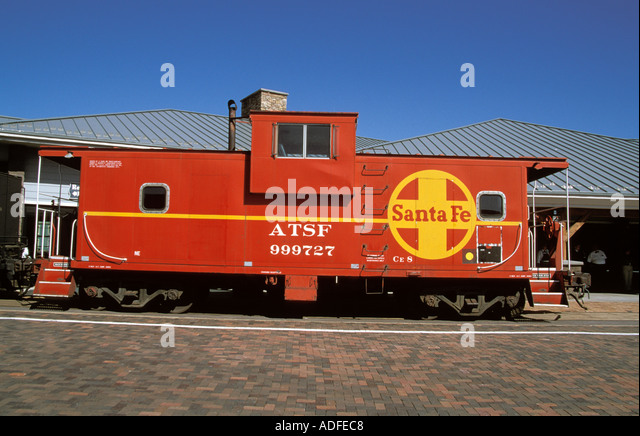 Santa Fe Railroad Stock Photos & Santa Fe Railroad Stock ...