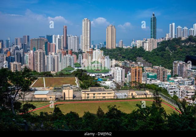 Jardines stock photos jardines stock images alamy for Jardin hong kong