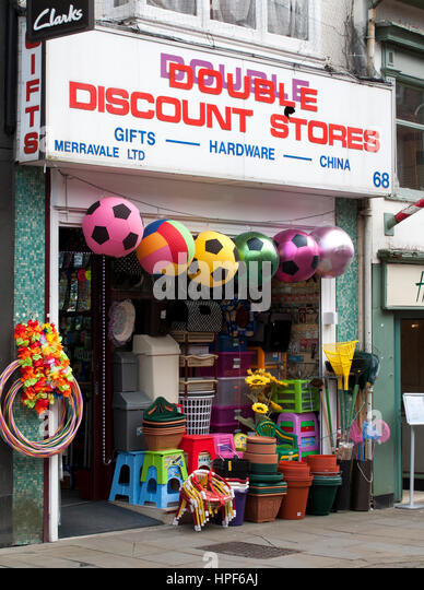 Discount Stores Stock Photos Discount Stores Stock Images Alamy