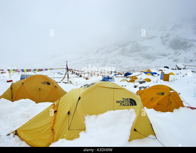 Tibetan buddhistic prayer flags and now covered tents in the Mount Everest Base C&  sc 1 st  Alamy & Prayer Tent Stock Photos u0026 Prayer Tent Stock Images - Alamy