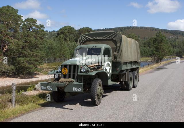 Dodge Kaiser Deuce And A Half Html Autos Weblog