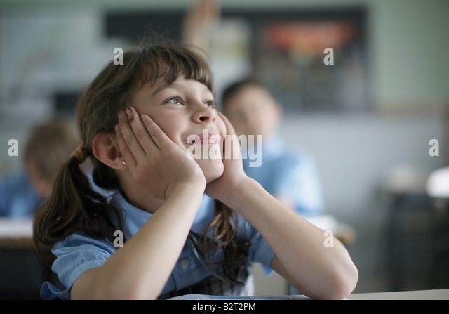 Daydreaming Child Stock Photos & Daydreaming Child Stock ...