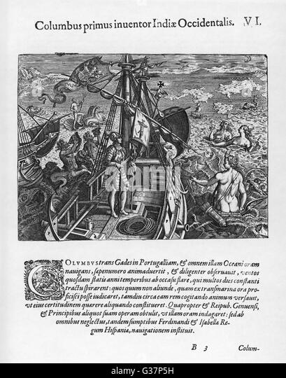 perspectives on columbus and his world How the new world fed the old christopher columbus' discoveries were widely known and highly influential, but more so, the things he brought back to his homeland.