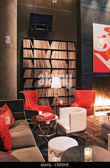 Celebrity hotel stock photos celebrity hotel stock for W living room austin