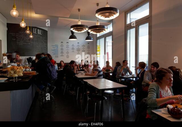 Le Bal Cafe Paris Pigalle