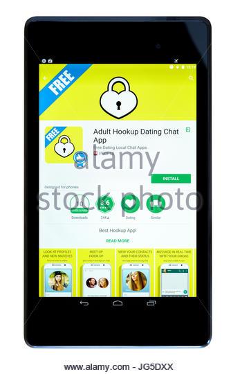 Adult dating app uk hookups real