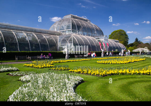 Victorian style glass houses