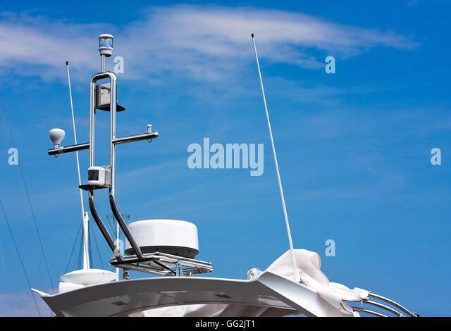 Gps Antenna Stock Photos Images