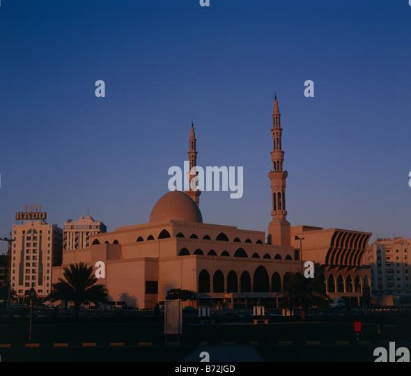 King Faisal Mosque Stock Photos & King Faisal Mosque Stock