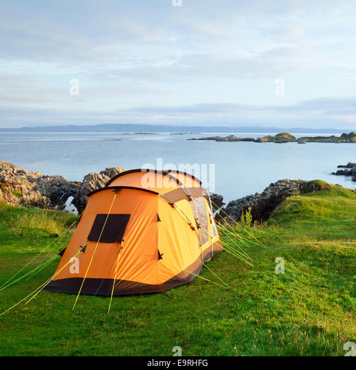 Beach Camping New England Tent