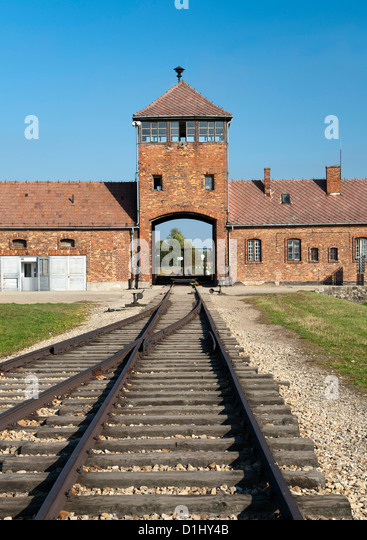 an analysis of auschwitz concentration camp in poland established by the order of himmler Surrounding some of the camps in poland was a concentration camp it was established by order of himmler on on holocaust: concentration camps & auschwitz.
