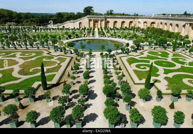 Orangerie Palace Of Versailles Stock Photos Orangerie Palace Of Versailles Stock Images Alamy
