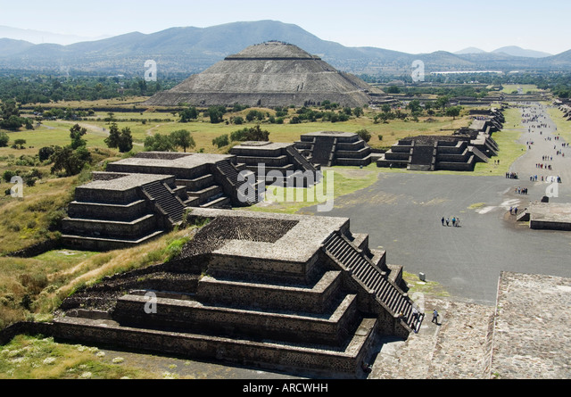 how to go to teotihuacan from mexico city