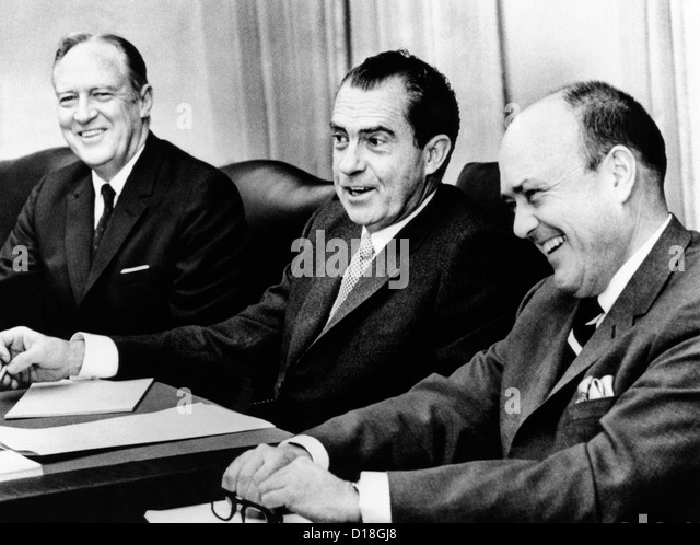 Richard Nixon Administration Stock Photos & Richard Nixon ...