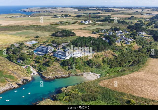Bangor France  city photos gallery : Belle Ile En Mer Belle Ile Port Goulphar Stock Photos & Belle Ile En ...