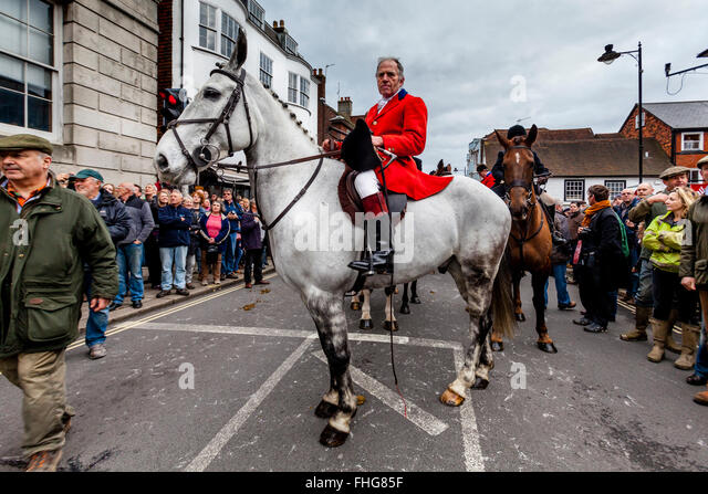 southdown and ebridge hunt boxing day meet 2015