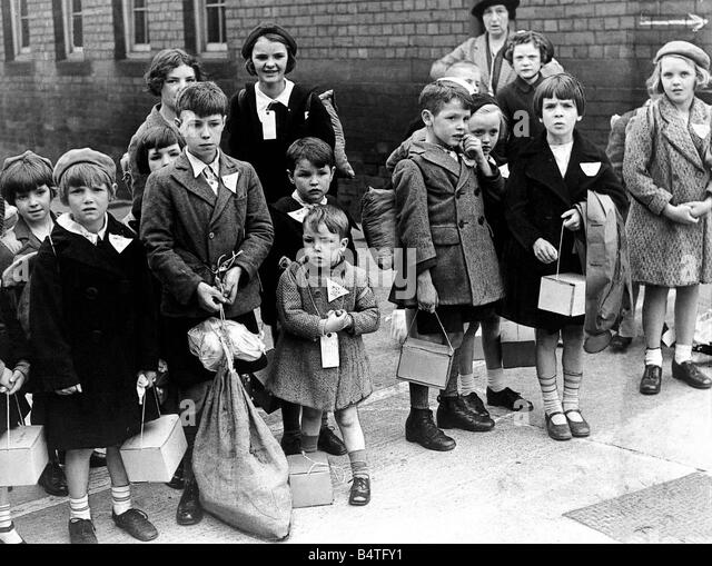 the evacuation of children in world Ev acuees: evacuation in wartime britain 1939-1945 by: michael brown published in 2000 topics: data studies, statistics, comprehensive coverage of evacuation.