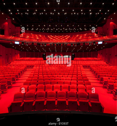 Modern Foyer Design : auditorium floor and rank stage theater an der elbe hamburg germany ey393t from www.tehroony.com size 500 x 540 jpeg 98kB