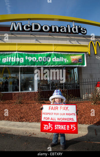 Michigan Fast Food Wages