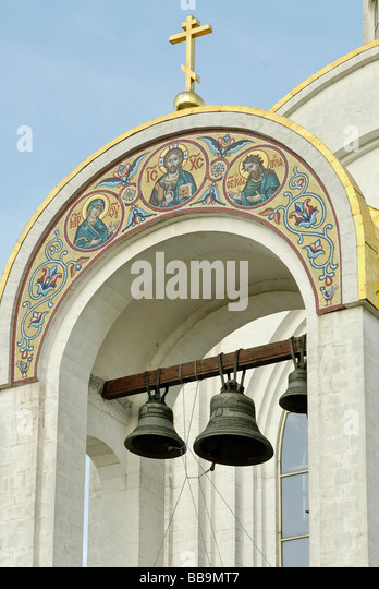 Dead soviet soldiers stock photos dead soviet soldiers stock bells of the saint george orthodox church built in commemoration to soviet soldiers dead during great sciox Image collections