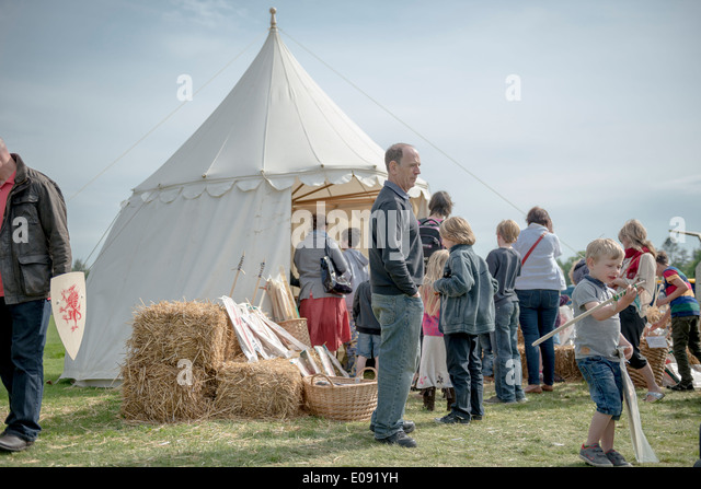 Blenheim Palace Jousting Tournament was held over the first weekend of May 2014. Photos from & Jousting Tent Stock Photos u0026 Jousting Tent Stock Images - Alamy