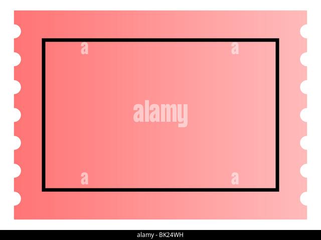 Ticket Stub Photos Ticket Stub Images Alamy – Blank Admit One Ticket Template