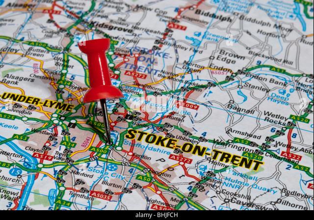 England Stoke On Trent Stock Photos England Stoke On Trent Stock