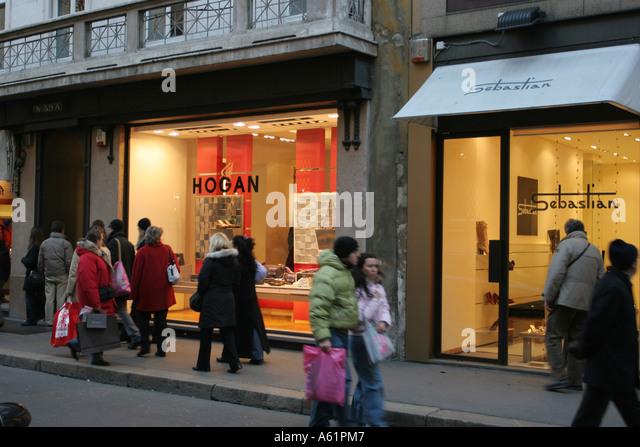 hogan shop milan