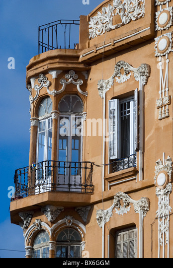 Modernist art stock photos modernist art stock images - Art deco espana ...