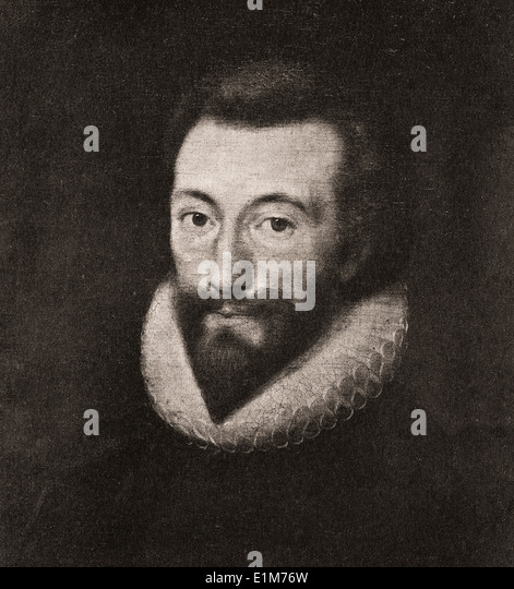 john donne 1572 1631 John donne 1572-1631 the metaphysical poet and clergyman john donne was one of the most influential poets of the renaissance he was just as famous for.