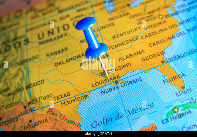 Map Of Louisiana State Stock Photos Map Of Louisiana State Stock - A map of louisiana