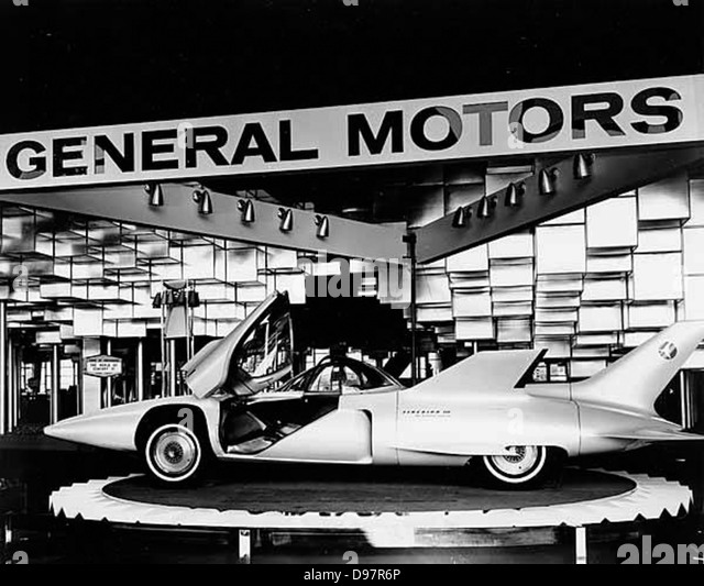 General Motors Black And White Stock Photos Images Alamy